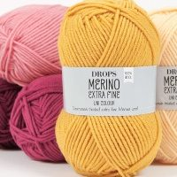 DROPS Merino Extra Fine